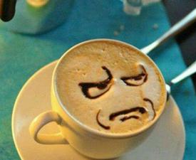 为什么会长咖啡斑